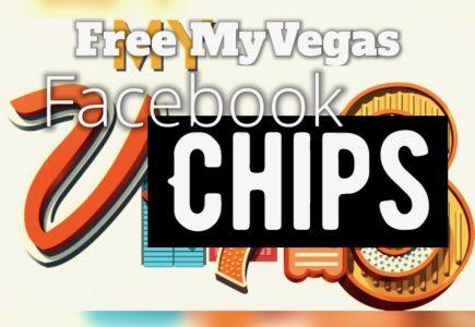 MyVegas Facebook Chips